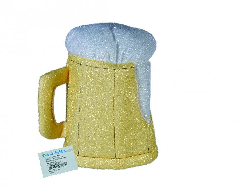 Plyšová pivní čepice - Pánské dárky 1dc36cfc01